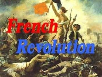 Bundle of 2 - The French Revolution & The Reign of Terror