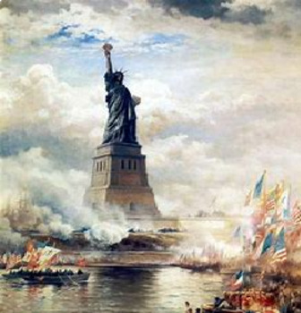 Bundle of 2 - The Impact of Immigration & The Statue of Liberty