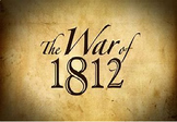 Bundle of 2 - The National Anthem & The War of 1812