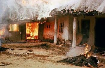 Bundle of 2 - The Vietnam War & The My Lai Massacre