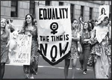 Bundle of 2 - The Womens Movement  - The Women's Suffrage & Modern Day Movements