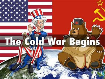 Bundle of 2 - Tutorials - From World War to Cold War, Parts 1 & 2 - Study Guide