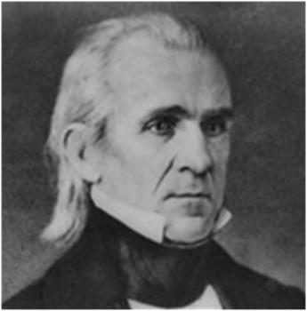 Bundle of 2 - US Presidents - #11 - Polk & His Election