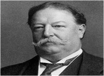 Bundle of 2 - US Presidents - #27 - Taft & His Election