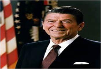 Bundle of 2 - US Presidents - #40 - Reagan & His Election