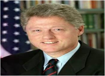 Bundle of 2 - US Presidents - #42 - Clinton & His Election