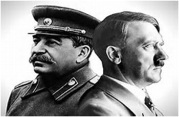 Bundle of 2 - World War II - Hitler & Stalin