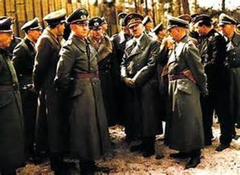 Bundle of 2 - World War II - Hitler and His Inner Circle