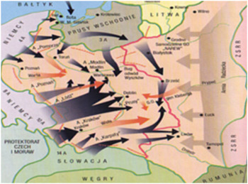 Bundle of 2 - World War II - Invasion of Poland & The Warsaw Getto Uprising