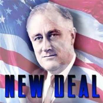 Bundle of 2 - World Wars Era - FDR & The New Deal