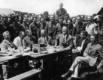 Bundle of 2 - World Wars Era - FDR & the Civilian Conservation Corp