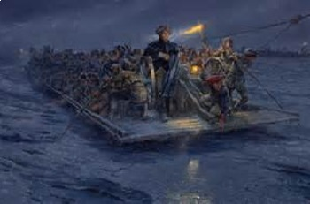 Bundle of 3 - American Revolutionary War - Crossing the Delaware & Victory