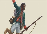 Bundle of 3 - American Revolutionary War - Heroic African Americans