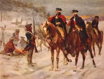 Bundle of 3 - American Revolutionary War - Heroes of Valley Forge