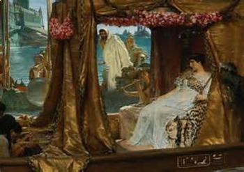 Bundle of 3 - Ancient Civilizations - Caesar, Antony & Cleopatra