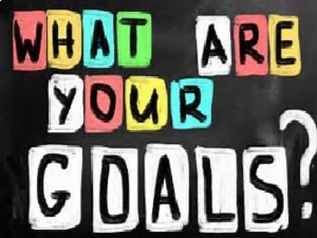 Bundle of 3 - Beginning of School - Motivation & Goals - The Path to Success