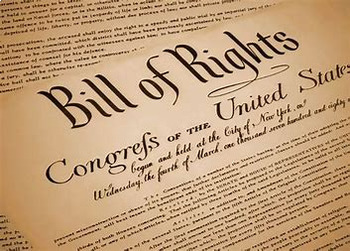 Bundle of 3 - Bill of Rights - Know Your Rights - PP, Study Guide, Answer Key