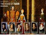 Bundle of 3 - British History - The Tudors, Henry VIII & E