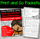 Christmas Close Reading Using Lyrics {Bundle of 3}