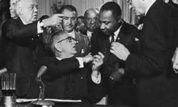 Bundle of 3 - Civil Rights Movement - Agendas & Policies of JFK & LBJ