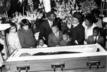 Bundle of 3 - Civil Rights Movement - Murdered of Key Leaders