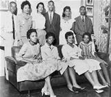 Bundle of 3 - The Little Rock Nine, Medgar Evers & Rosa Parks