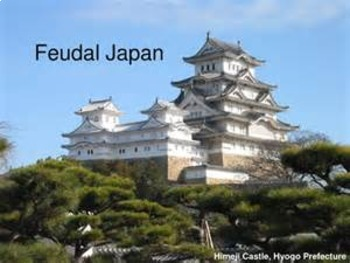 Bundle of 3 - Civilizations of East Asia - Feudal Japan