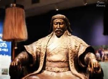Bundle of 3 - Civilizations of East Asia - Key Figures