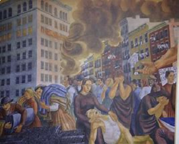 Bundle of 3 - Disasters & Events That Shaped America – Three Great Fires