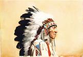 Bundle of 3 - Famous American Chiefs - Pontiac, Tecumseh & Black Hawk