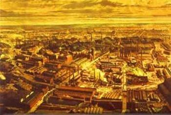 Bundle of 3 - Industrialization - Carnegie, Rockefeller & Industrial Impact