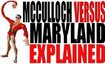 Bundle of 3- John Marshall, Marbury v. Madison & McCulloch v Maryland
