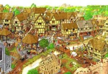 Bundle of 3 - Middle Ages - Early, High & Late Middle Ages