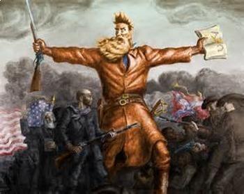 Bundle of 3 - Political Movements - The Abolitionist Activists