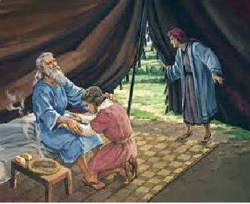 Bundle of 3 - Religion - Children's Bible Stories - Jacob's Troubled Home Life