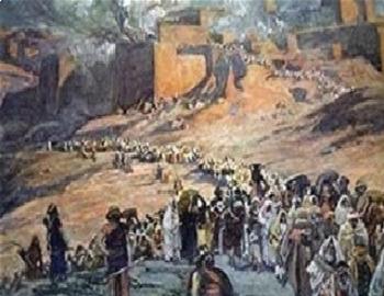 Bundle of 3 - Religion - Daniel, Nebuchadnezzar & the Babylonian Exile