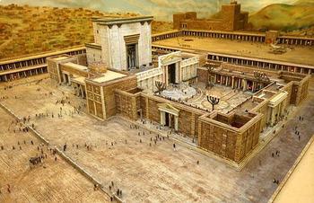 Bundle of 3 - Religion - Jewish History - Gods Earthly Dwelling Places