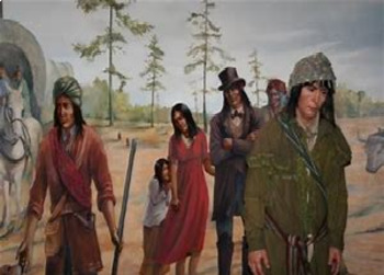 Bundle of 3 - The Supreme Court Rulings and the Indian Removal Act