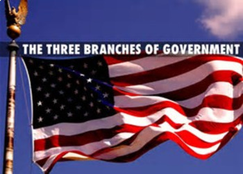 Bundle of 3 - The Three Branches of Government - Study Guides & Answer Keys