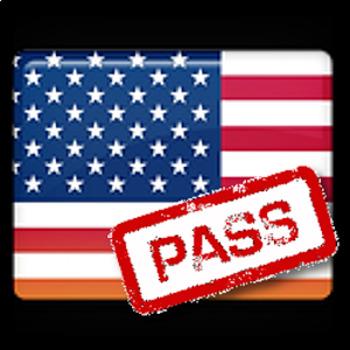 Bundle of 3 - U S Citizenship - Unit PP, Lesson Plan & Vocabulary
