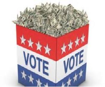 Bundle of 3 - Voting & Elections - Finance, Interest Groups & Political Parties