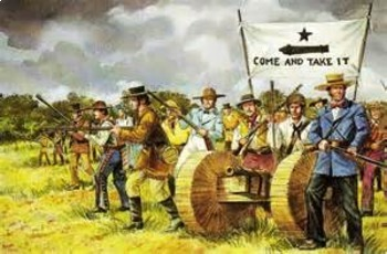Bundle of 3 - Western Expansion in the U. S. - Texas Statehood