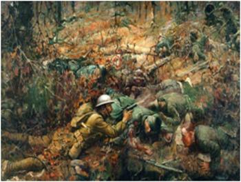 Bundle of 3 - World War I - American Heros