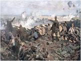 Bundle of 3 - World War I - On the Front Lines
