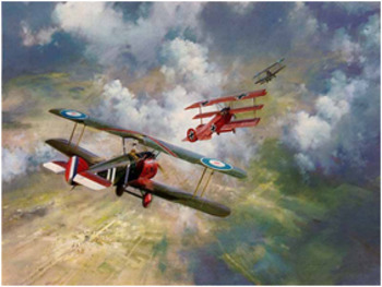 Bundle of 3 - World War I - The Flying Aces of WW I