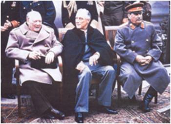 Bundle of 3 - World War II - Churchill, Roosevelt & Stalin