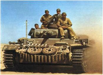 Bundle of 3 - World War II - Patton, Rommel & Kasserine Pass