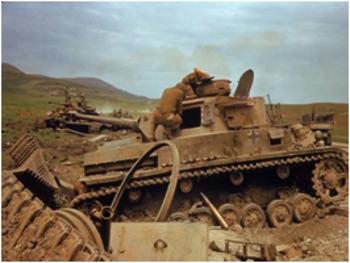Bundle of 3 - World War II - Rommel, Montgomery & North Africa