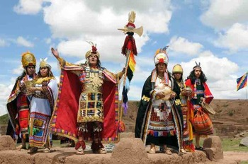 Bundle of 3 readings about Peru and the Incas in Spanish- for advanced beginners