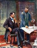 Bundle of 4 - American Civil War - Opposing Leaders: Lincoln, Grant, Davis & Lee